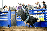 2014-06-21 Bulls & Barrels Wadena Rice Bull Riding Company