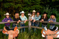 Kanabec County 4-H Horse State Team